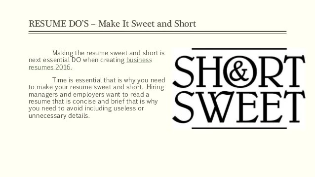 tips for creating a resume - Jolivibramusic