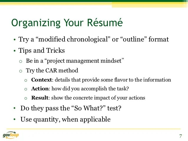 how to organize your resumes - Romeolandinez - how to organize a resume