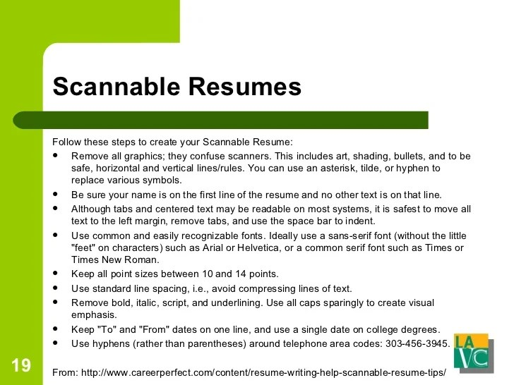 amazing how to create a scannable resume photos simple resume
