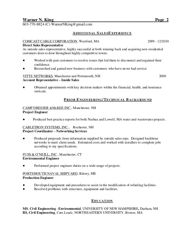 outside sales representative resumes - Alannoscrapleftbehind - customer sales representative resume