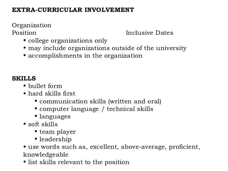 organizational skills list - Josemulinohouse - Best Skills For A Resume