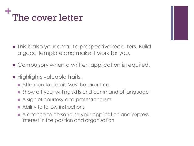 resume tips for fresh graduates