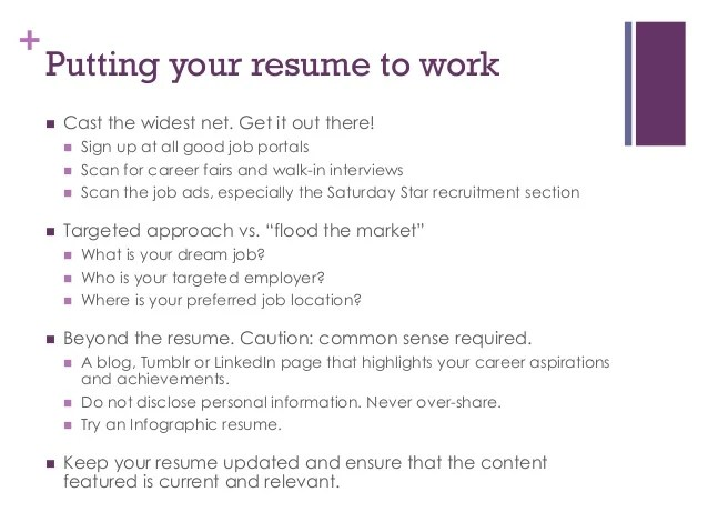 Objectives In Resume For Fresh Graduates chef resume template 10 - common objectives for resumes