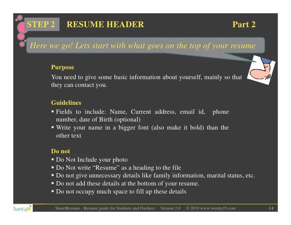 how to fill up a resumes - Minimfagency