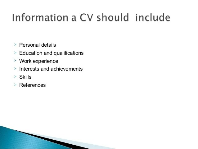 personal qualifications - Gottayotti - personal qualifications for resumes