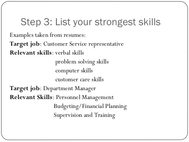 Customer Service Skills For Resume Summary Writing Resume Sample Customer  Service  List Of Computer Skills For Resume