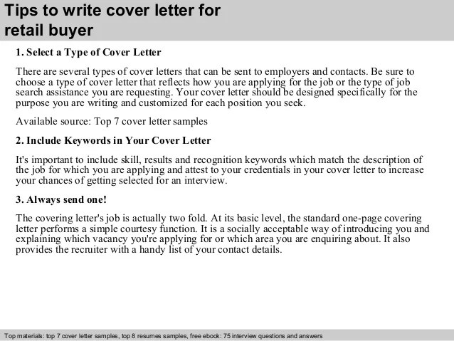 5 Ways To Write A Cover Letter Wikihow Retail Buyer Cover Letter