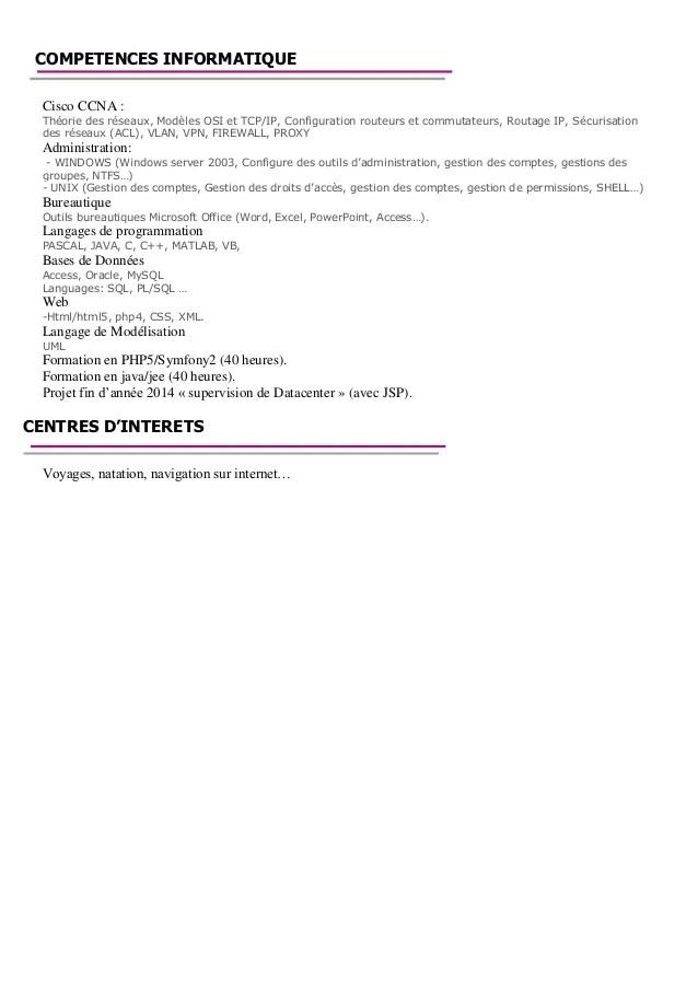 modeles de cv en html css