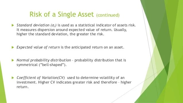 cv coefficient de variation