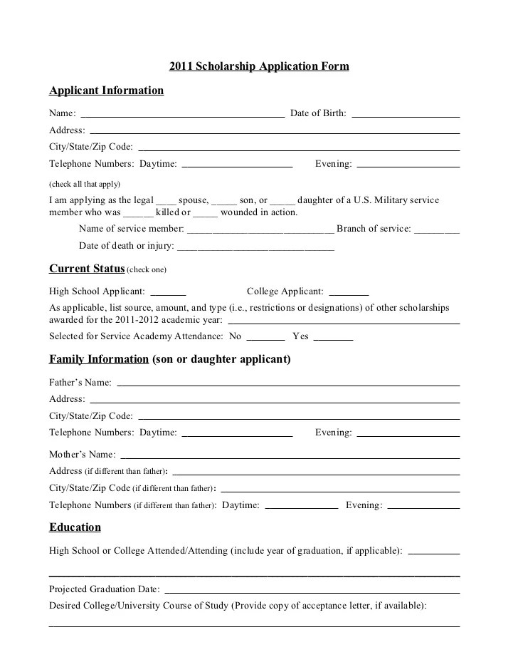 Apply To College With Common App The Common Application Rodeo Parade Scholarship Application 2011