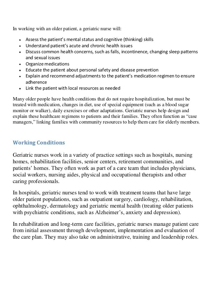 Home Health Nurse Duties Resume - Eliolera - mental health nurse resume