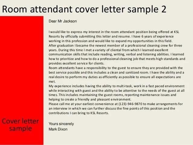 room attendant cover letters - Ozilalmanoof - fitting room attendant sample resume