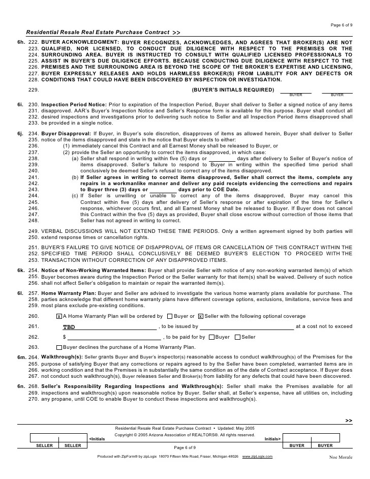 free printable real estate sales contract - Boatjeremyeaton