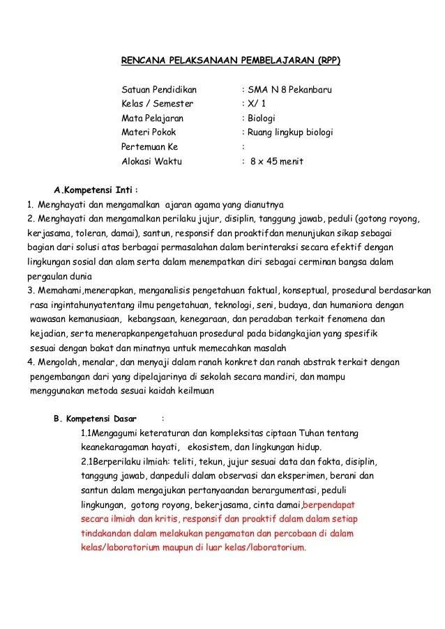 Rpp Kls 5 Contoh Silabus Dan Rpp Ktsp Bahasa Inggris Kls 8 Semester Rencana Pelaksanaan Pembelajaran Rppsatuan Pendidikan Sma N 8