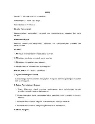 Rpp smk | tunas63 - tunas63 | weblog berbagi ilmu, Kumpulan rpp smk ...