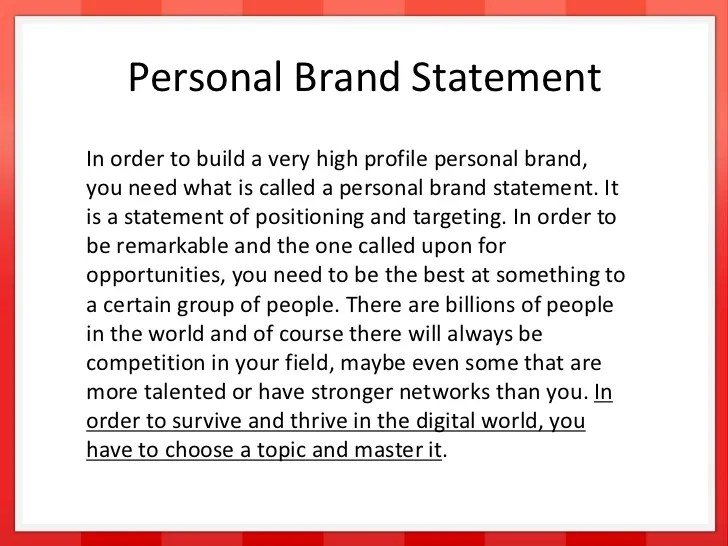 How To Write A Reference Page Writeexpress Developing Your Personal Brand