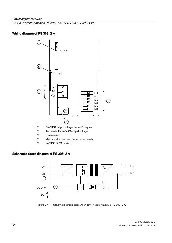 wiring diagram line load