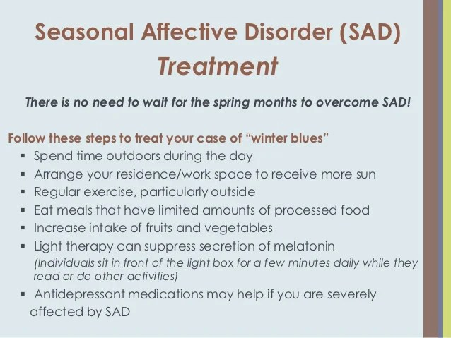 Light Box Seasonal Affective Disorder Coping With Seasonal Affective Disorder A.k.a. Winter Blues