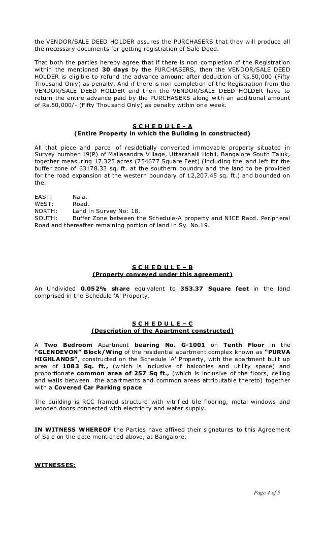 land sale deed agreement - Pinarkubkireklamowe