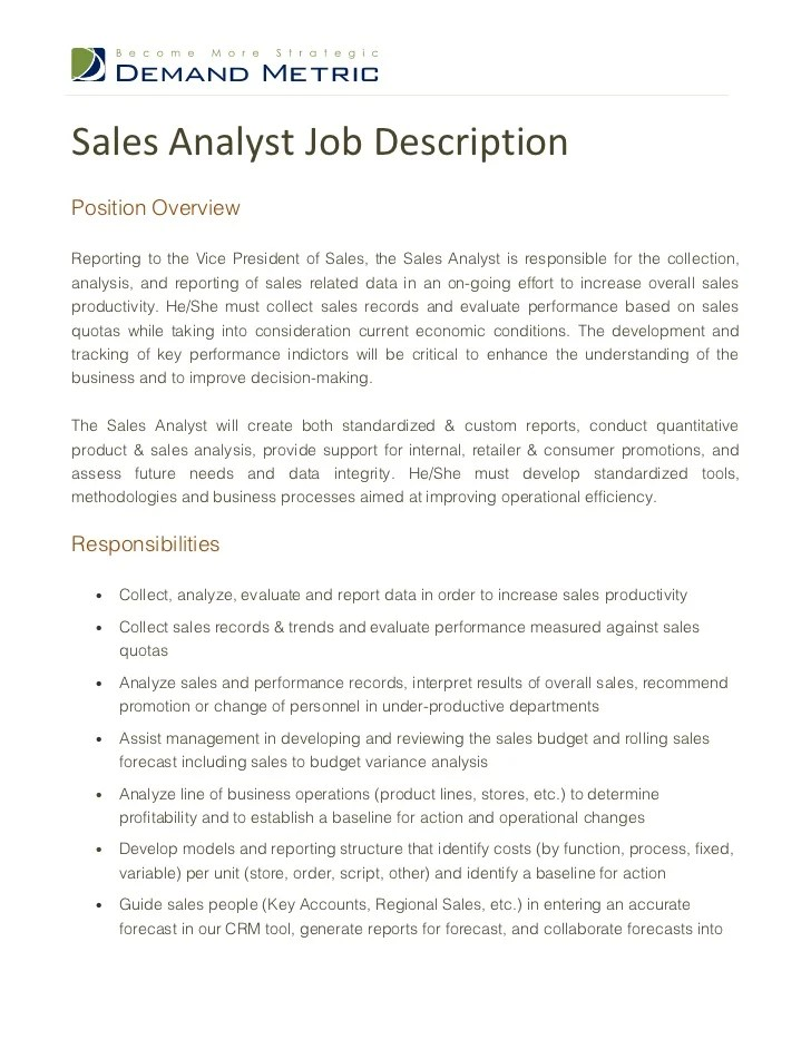 Business Analyst Interview Questions Download Pdf The System Analyst Job Description Analyst Job Description