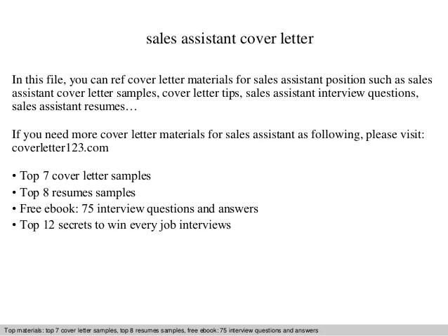 Cover Letter Retail Assistant Supermarket – Sample Cover Letter for Retail Assistant