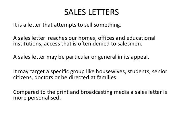sales letter example - Maggilocustdesign - successful sales letter tips