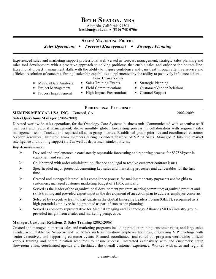 core competencies examples resumes