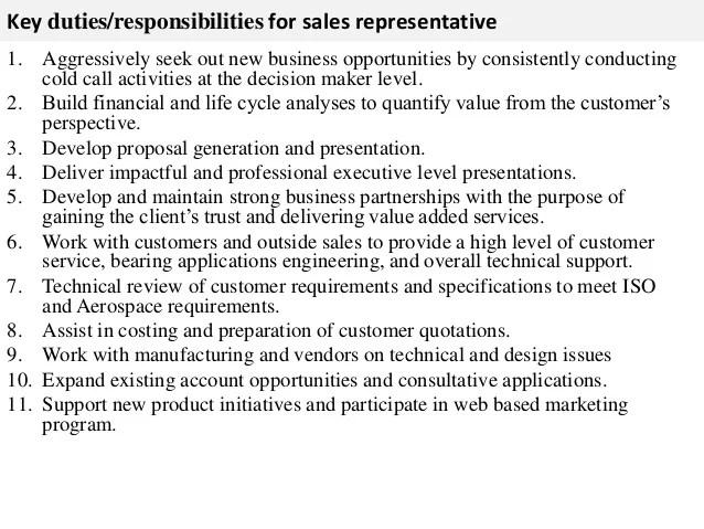 sales associate duties and responsibilities - Eczasolinf - sales associate job dutie