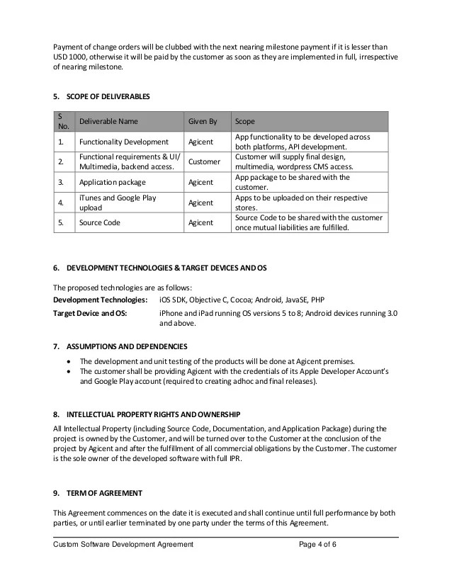 10 free contract templates for web designers contract acceptance - development contract templates
