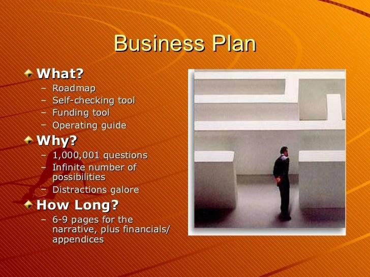 Free Business Plan Samples Bplans Sample Business Plan Presentation2