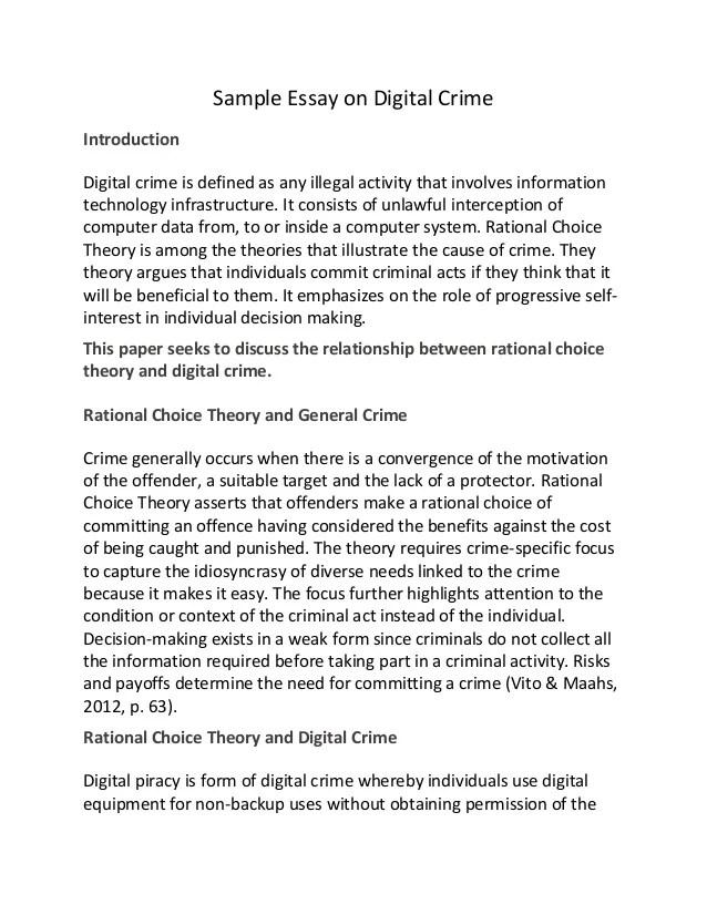 crime and punishment essay questions crime and punishment essay