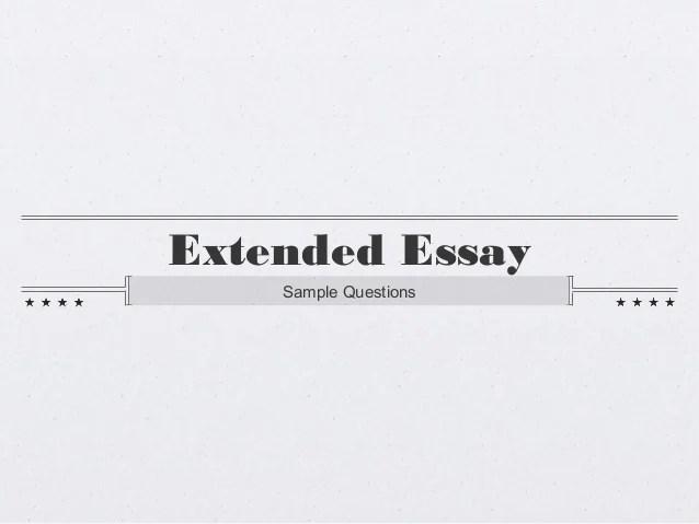 Extended Essay Example Art Case Study On Nursing Ethics