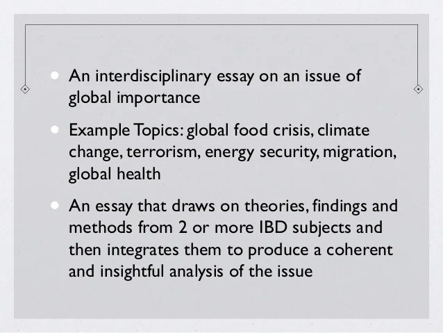 essay research topics