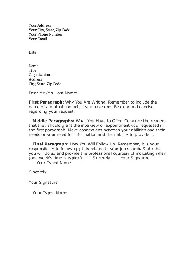 How To Write Up A Letter Of Resignation  Resume Layout