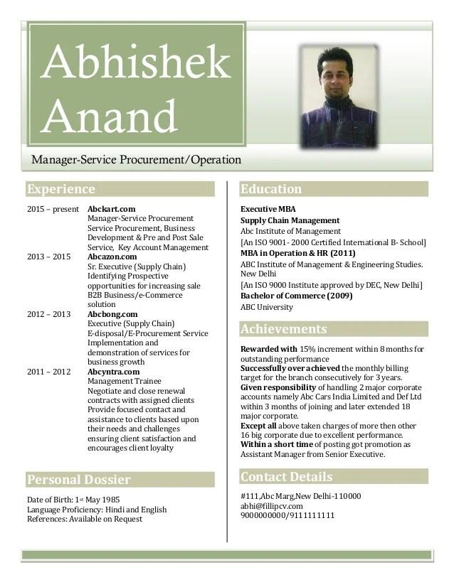 all resume format - Romeolandinez - resume type format