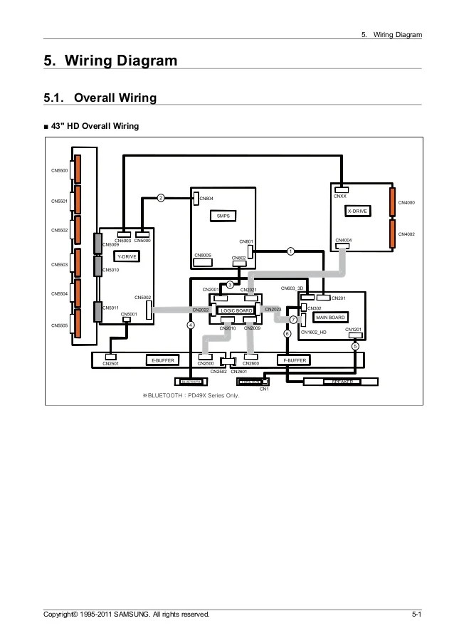 samsung dvd wiring diagram
