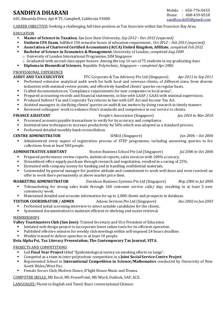 audit associate resume - Josemulinohouse