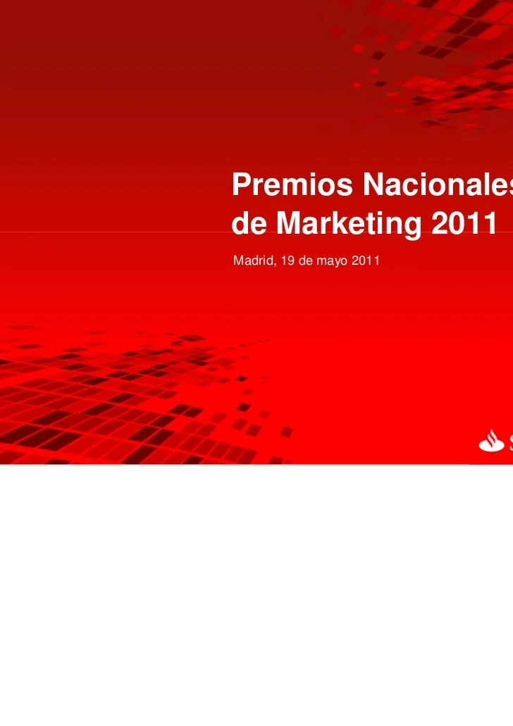 Hipoteca De La Caixa Banco Santander. Estrategias De Marketing
