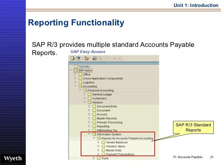 sap accounts payable - Mavij-plus