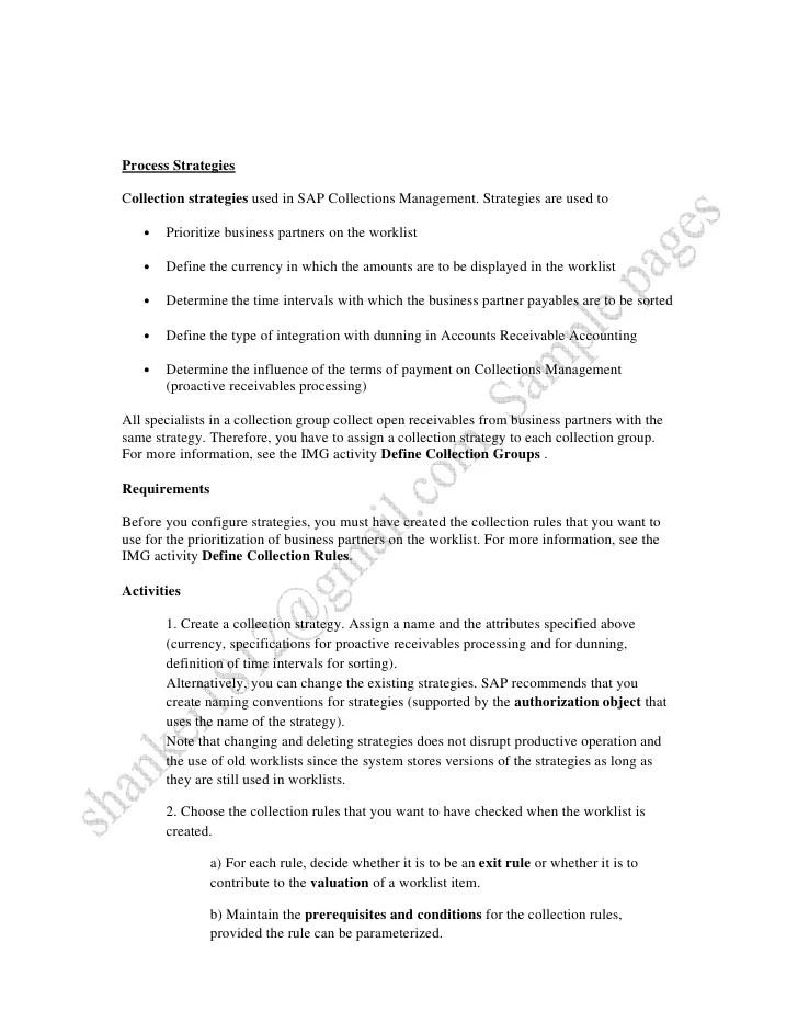 sap fscm sample resume