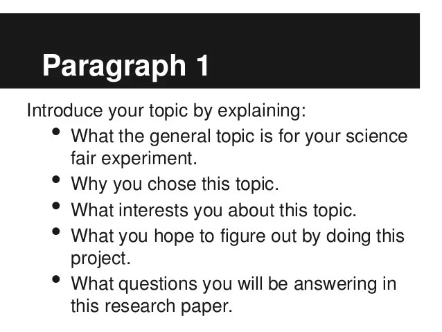 Purdue Owl Apa Formatting And Style Guide Sc Fair Research Paper 2012 2013