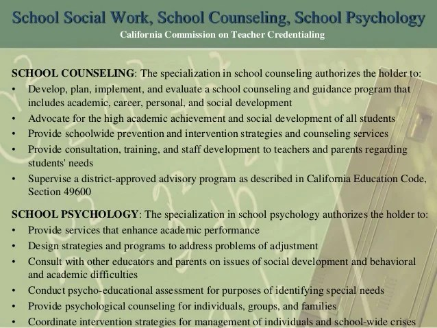 social worker intervention
