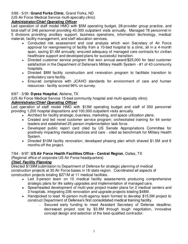 air force resume samples - Pinarkubkireklamowe