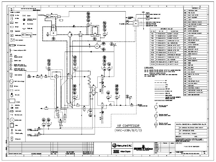 atlas copco elektronikon wiring diagram