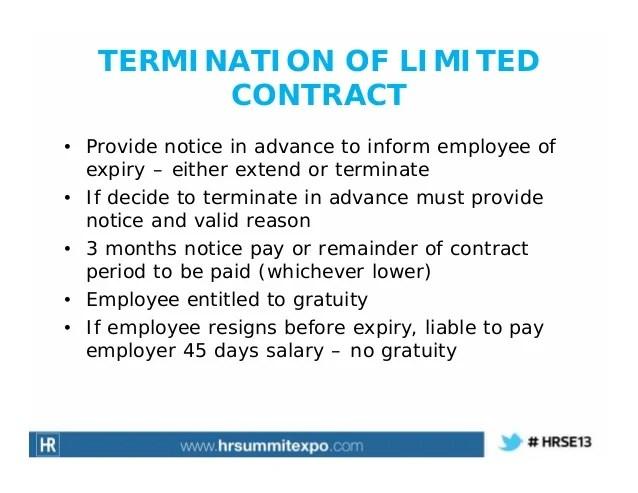 termination letter uae - Alannoscrapleftbehind - employment termination agreement template