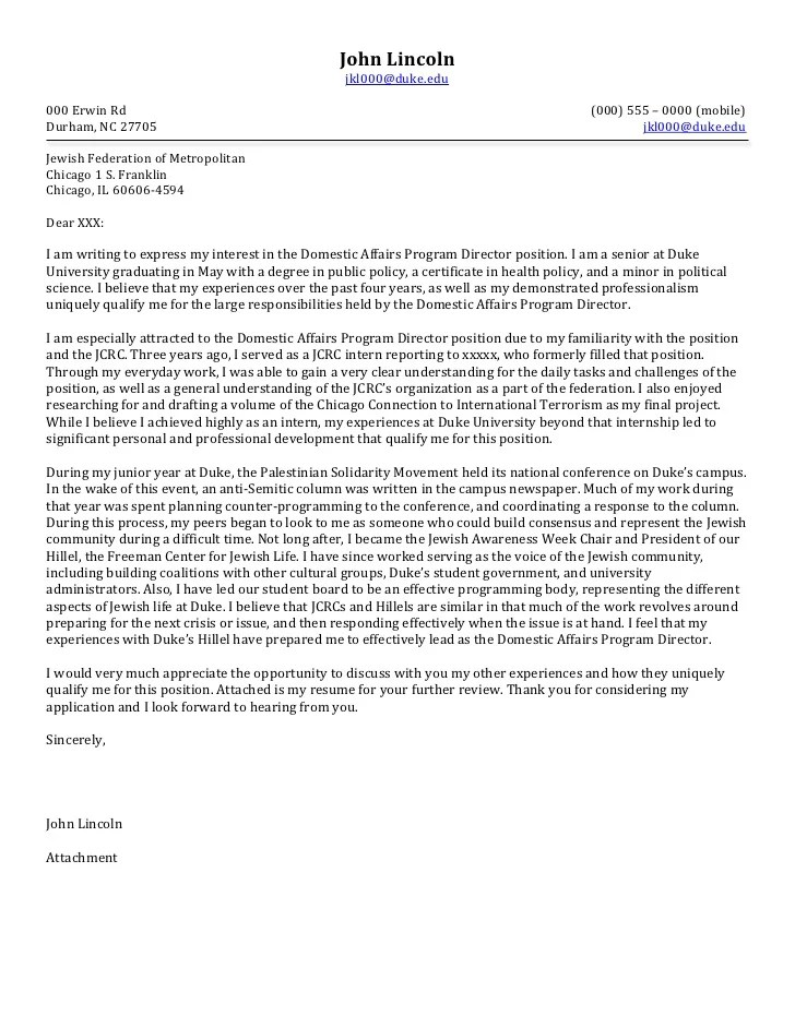 writing resume cover letter - Intoanysearch - example of resume cover page