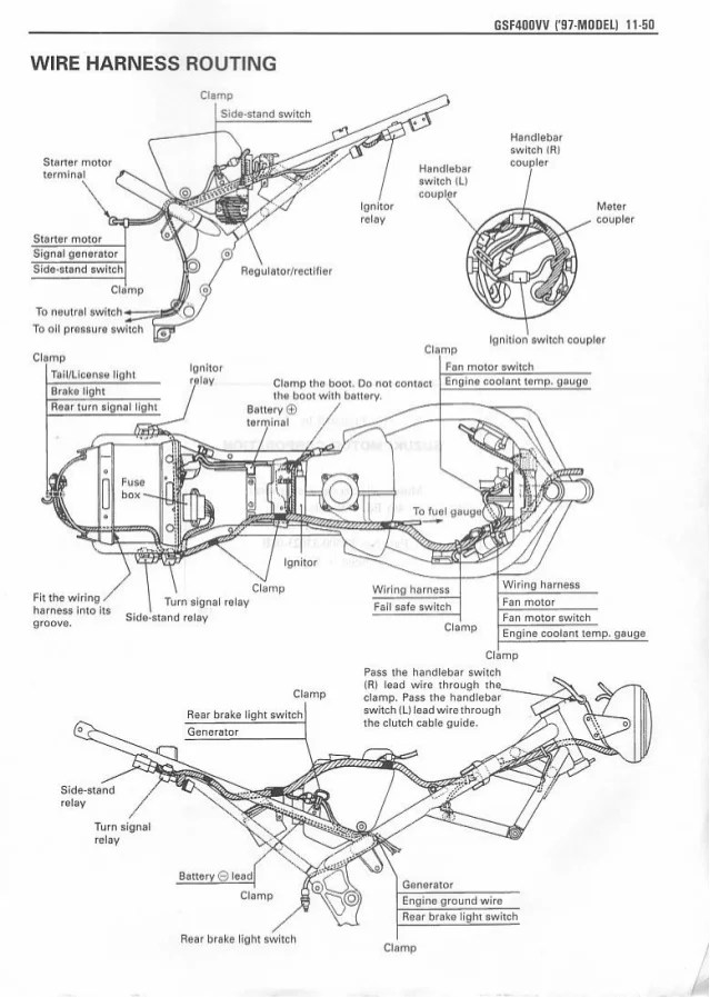 suzuki eiger 400 wire diagram