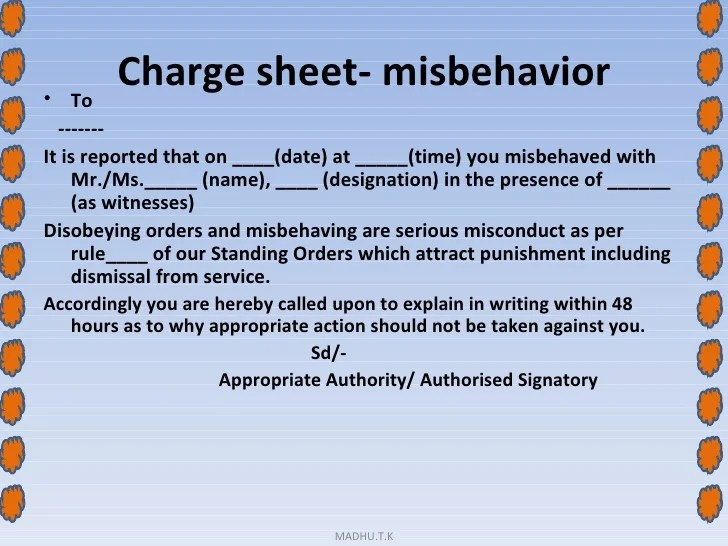 warning letter for student misconduct - Onwebioinnovate - writing warning letter for employee conduct