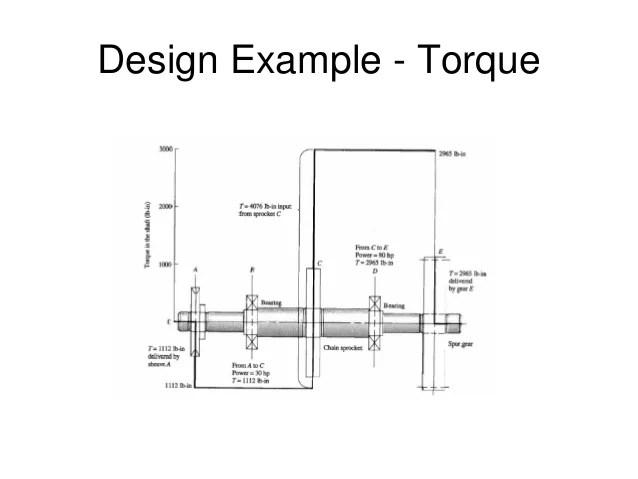 body diagram torque example