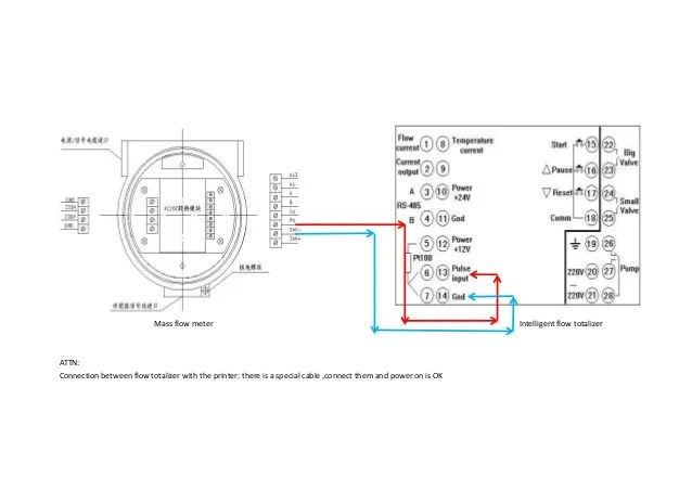 flow sensor wiring diagram